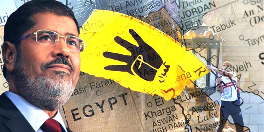 'Mursi'nin vefatı Batı'nın da yüz karasıdır'