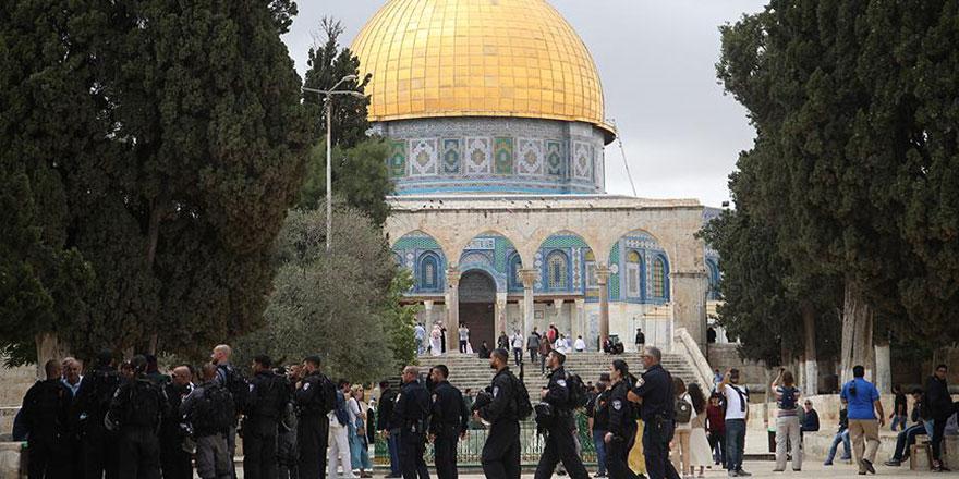 Arap Birliği'nden Aksa çağrısı
