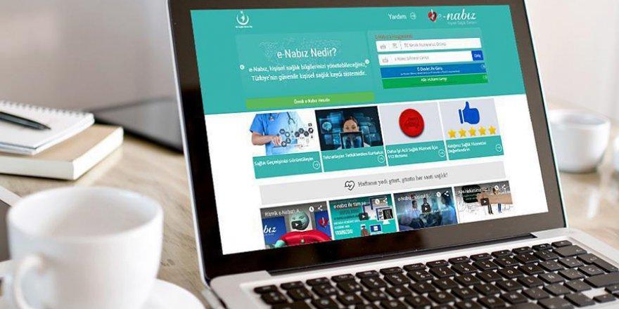 Sağlık Bakanlığı'nın e-nabız uygulamasını 8 milyon kişi indirdi