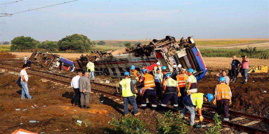 Ülkeyi yasa boğan tren kazasının detayları açıklandı