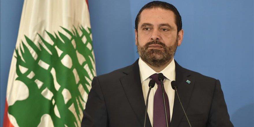 Hariri'ye göre Libya'daki hükümet sorunu Hizbullah kaynaklı
