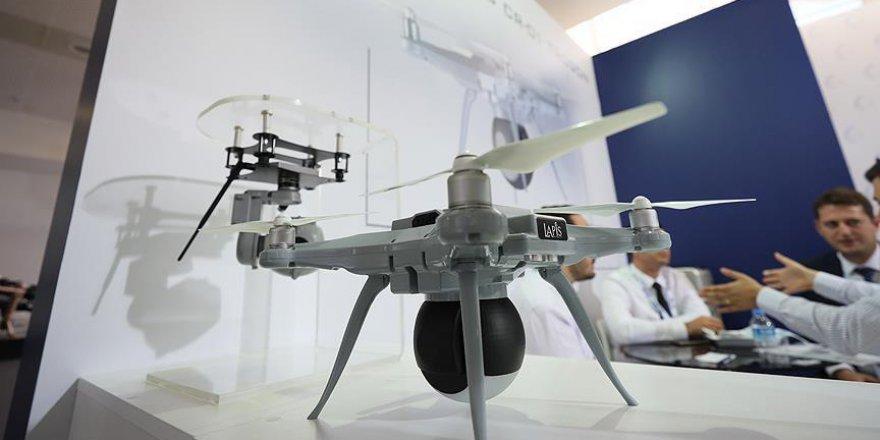 Ankara'da üretilen bu drone diğerlerinden daha akıllı
