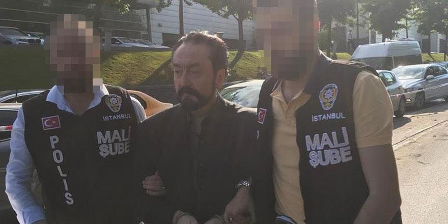 'Adnan Oktar suç örgütü' operasyonu