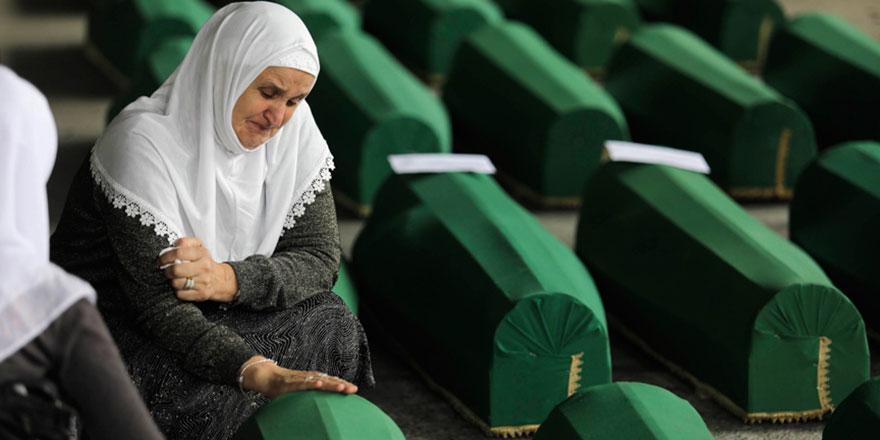 Bosna Savaşı'nda kaybolan 7 bin kişi hala bulunamadı