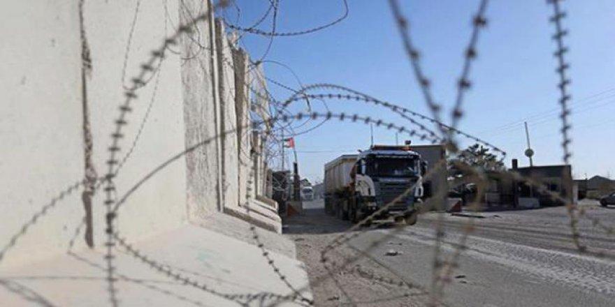Gazze'den İsrail'in ihracat yasağına karşı ithalat yasağı hamlesi