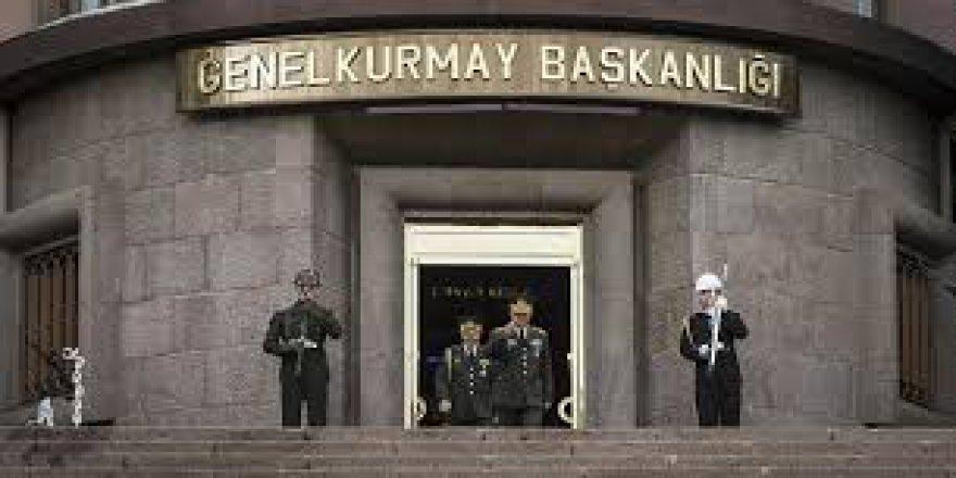 Genelkurmay Başkanlığı Savunma Bakanlığı'na bağlanacak