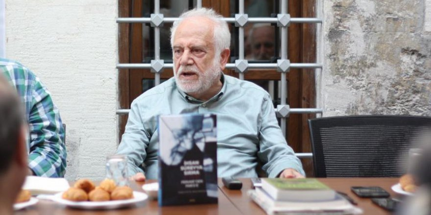Prof. İhsan Süreyya Sırma: Günümüz gençleri Türkçe bilmiyor