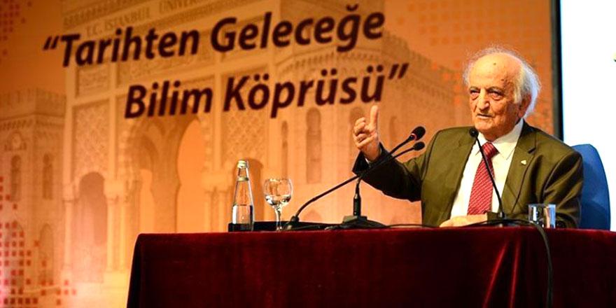 Fuat Sezgin, Türk, Kürt ve Arap kültürünü birleştirdi