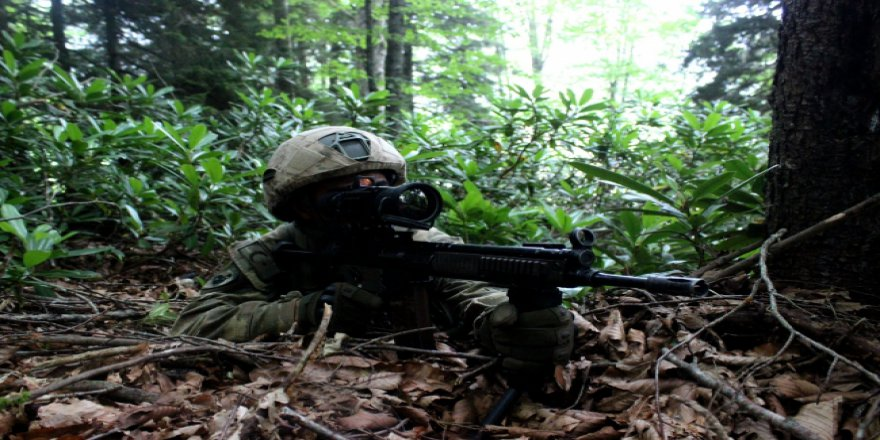Karadeniz Bölgesi'nde teröristlere göz açtırılmıyor