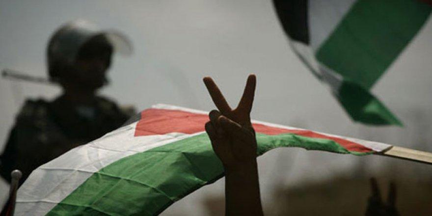 """Gazze halkı """"Han el-Ahmer'e vefa sloganı"""" ile yola çıkıyor"""
