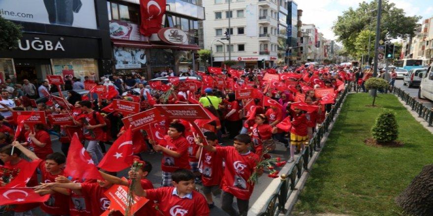 İstanbul 15 Temmuz anmalarına hazır