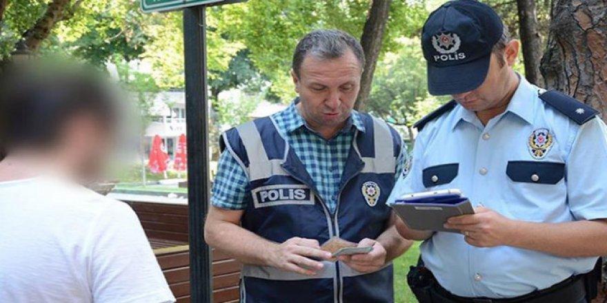 Ankara'da polis uygulamaları sonuç verdi