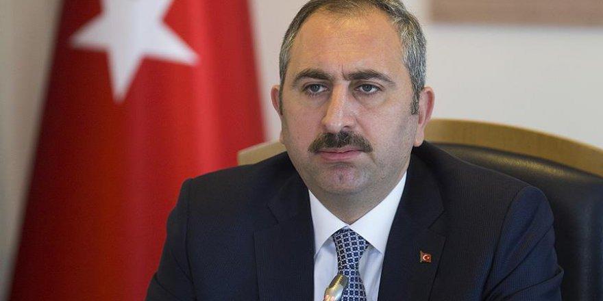 Adalet Bakanı Gül'den Kaşıkçı olayı açıklaması