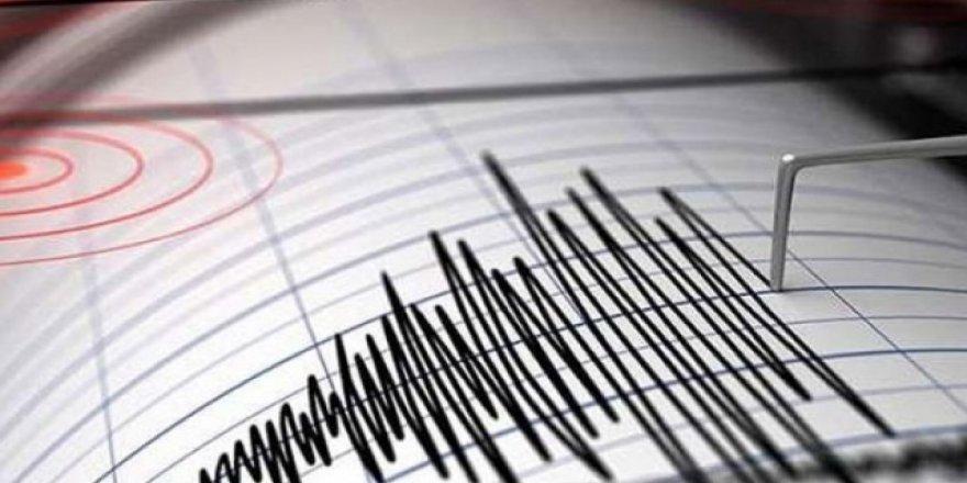 Malatya'da deprem oldu