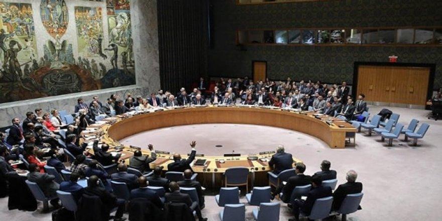 BMGK'dan Güney Sudan'a silah ambargosu kararı