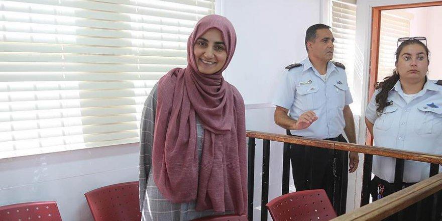 İşgalci İsrail'in tutsak ettiği Ebru Özkan Türkiye'de