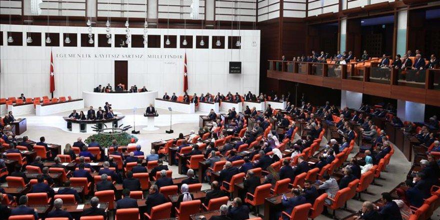 Meclisi bugün yoğun bir terör gündemi bekliyor