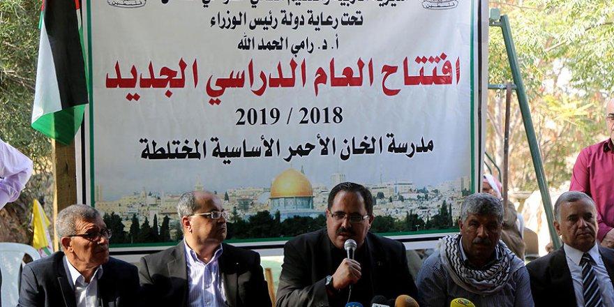 Filistin'de işgal çözümü; Eğitim