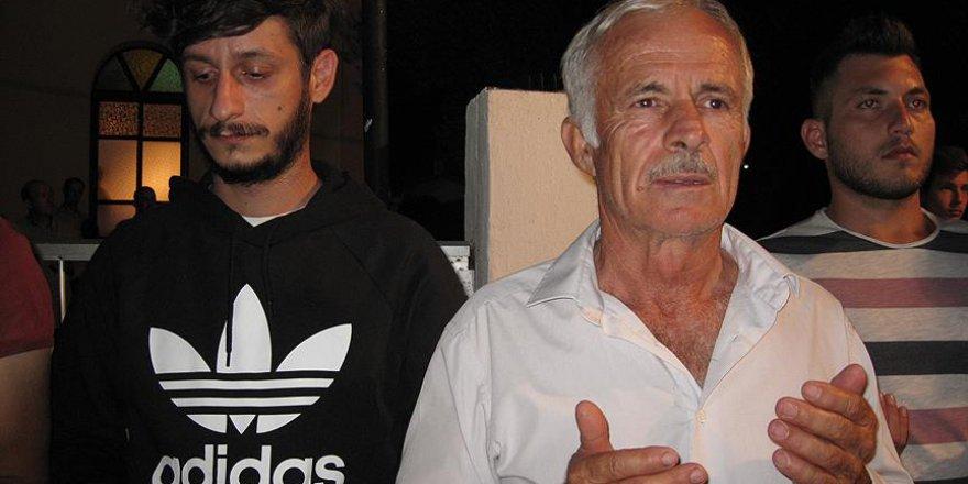 15 Temmuz şehidi Canbaz Batı Trakya'daki köyünde anıldı