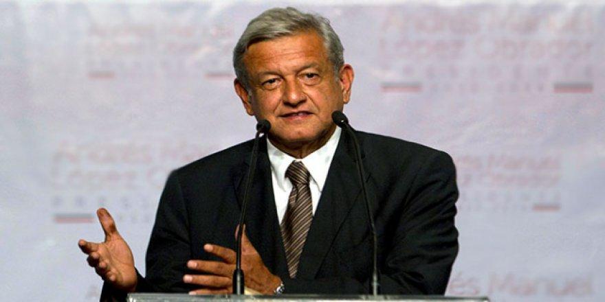 Meksika'nın yeni devlet başkanı maaşını düşürecek
