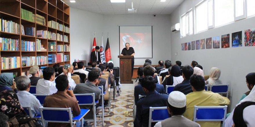 Afganistan ve Kenya'da 15 Temmuz şehitleri anıldı