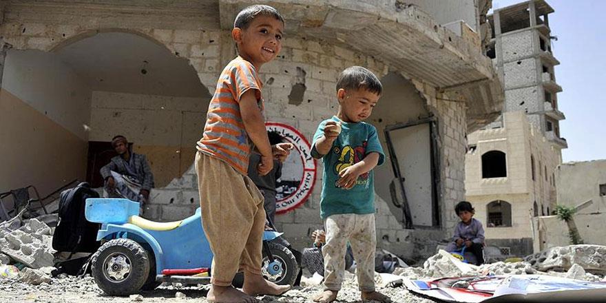 DSÖ, Yemen'in yardımına koştu