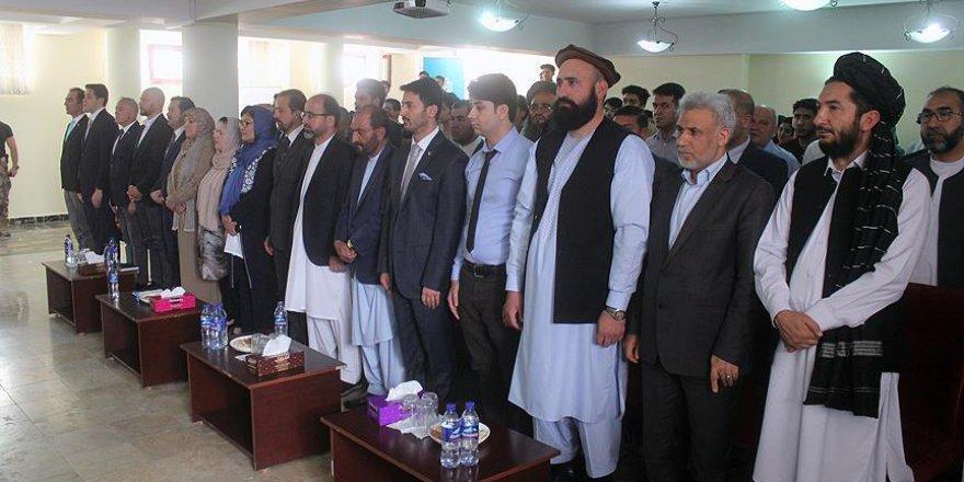 Afganistan'da 15 Temmuz programı