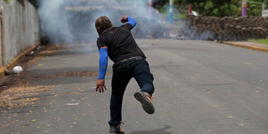 Nikaragua'da öğrenciler yeni protesto dalgası başlatıyor