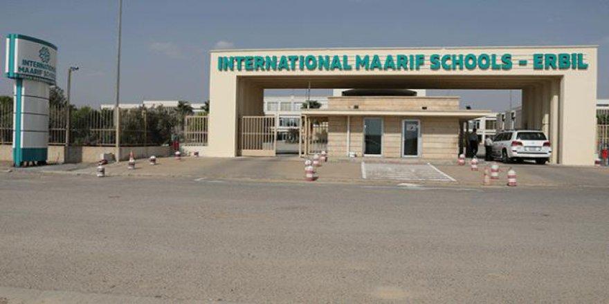 Maarif Vakfı Irak'ta faaliyetlere başladı