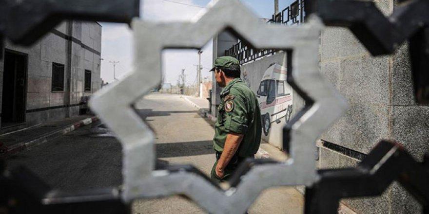 Gazze'de Refah Sınır Kapısı sevinci