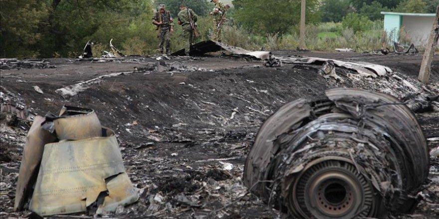 Ukrayna'dan Malezya uçağı açıklaması