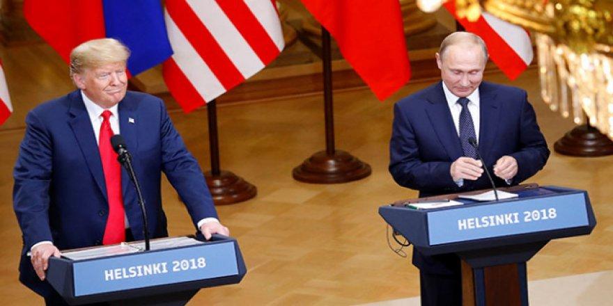 Trump, Rusya ile görüşmelerden memnun