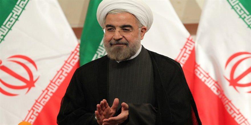 Ruhani ordudan yardım istedi