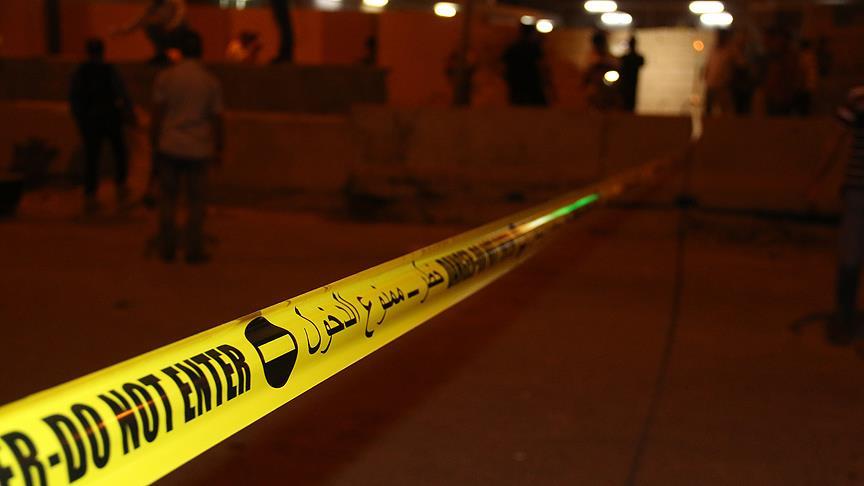 Kerkük'te 4 ses bombası patladı