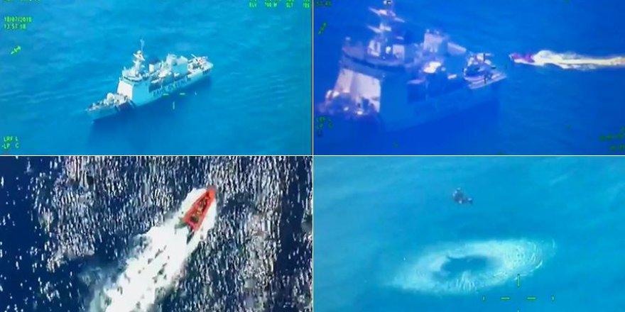 KKTC'de göçmenleri taşıyan tekne battı