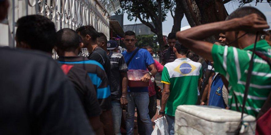 Kolombiya'da göçmen krizi büyüyor