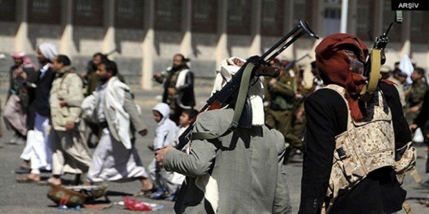 Yemen'de Husiler 7 sivili öldürdü