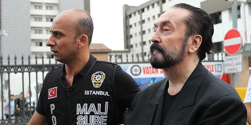 Tutuklanan Adnan Oktar Edirne'ye sevk edilecek