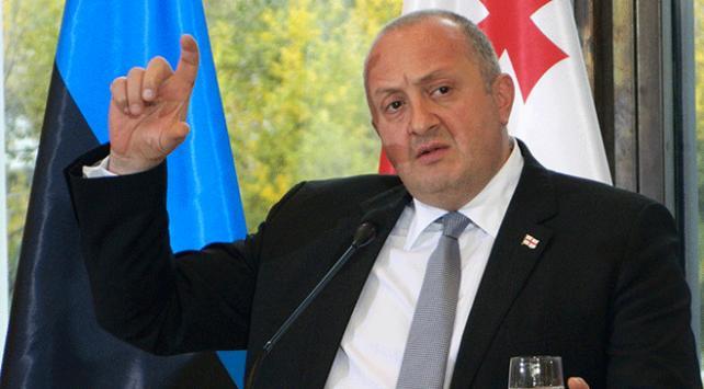 Gürcistan Cumhurbaşkanı ile Putin arasında polemik