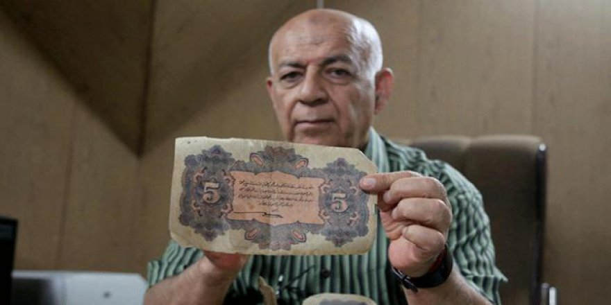 Filistinli bir aile Osmanlı askerinin emanetini hala saklıyor