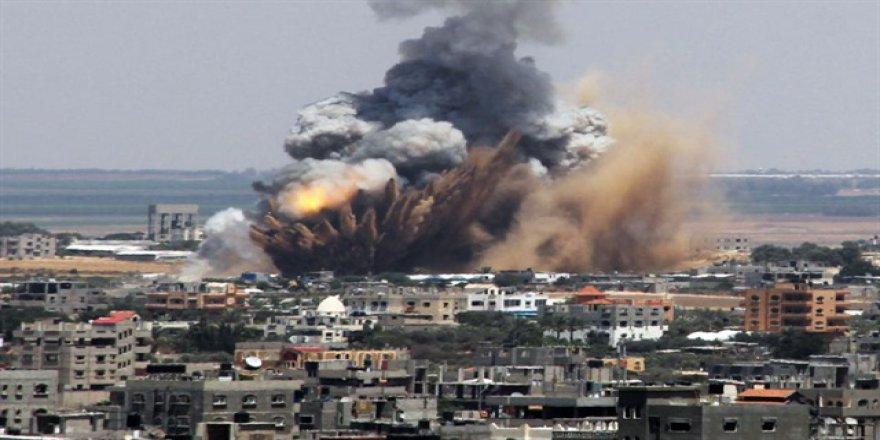 Refah kentinde 1 Filistinli şehit oldu