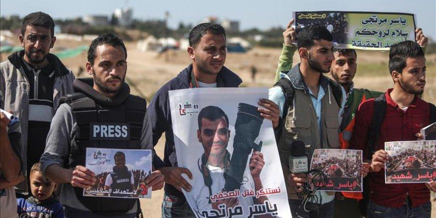 İsrail'in hedefinde gazeteciler var
