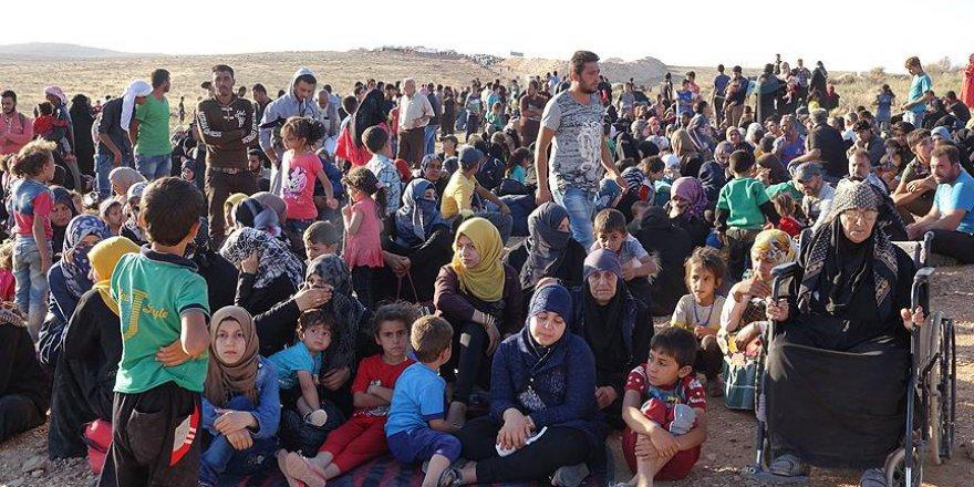 Yüzbinlerce Suriyeli için 'güvenli geçiş' çağrısı
