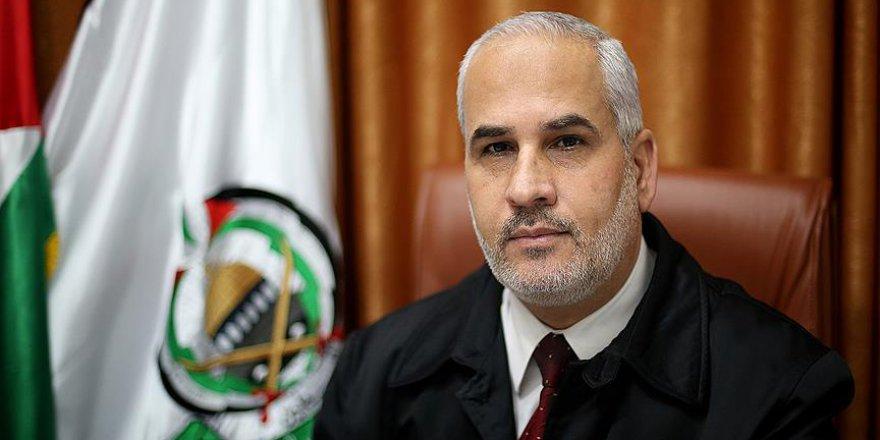 Hamas İşgalci İsrail'i uyardı: 'Karşılık veririz'