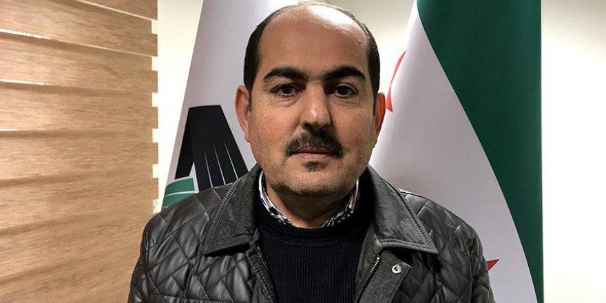 'Suriye muhalefetinin siyasi kanadı vatandaşa daha yakın olacak'