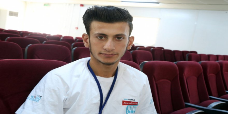 Suriye ve Iraklı gençlere gazetecilik eğitimi