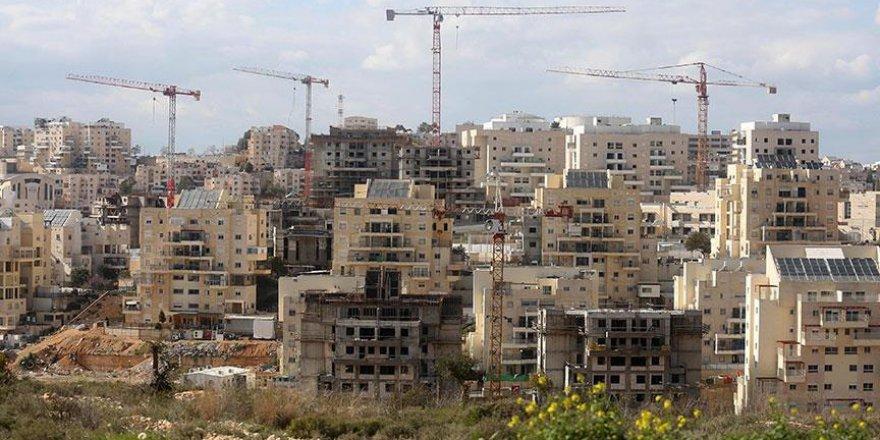 İsrail işgale 20 yeni konut ekleyecek