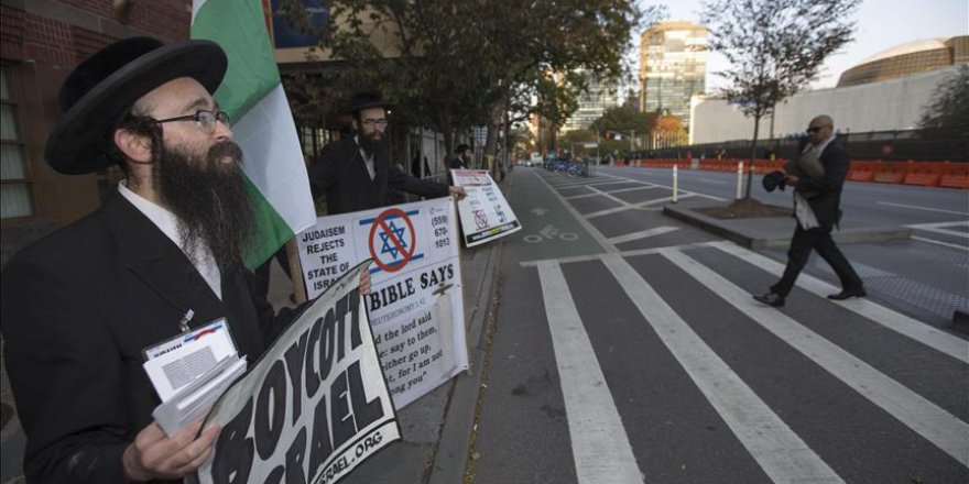 39 Yahudi topluluğu da İsrail'i boykot edecek