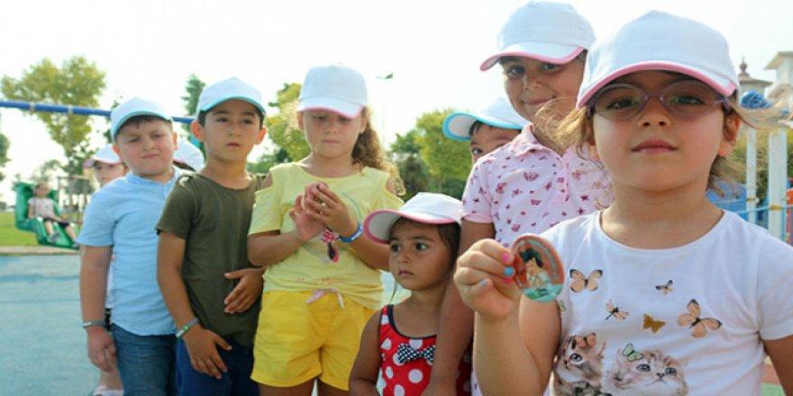Yeşilay'dan çocuklar için etkinlik