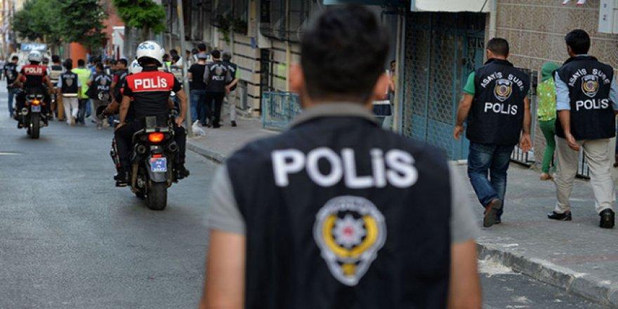 Güvenlik güçlerinden 'Huzurlu Sokak Uygulaması'